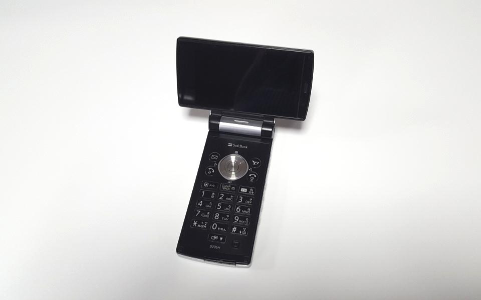 SoftBank 920SH (2007年)